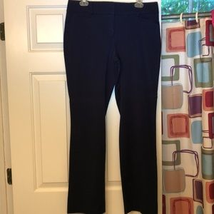 NY&CO navy dress pants